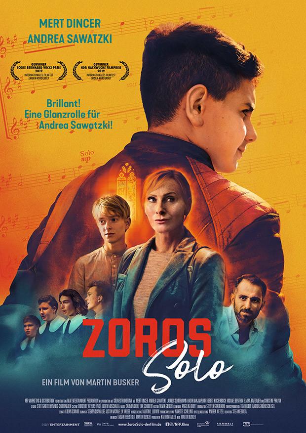 """Kinoplakat """"Zoros Solo"""""""